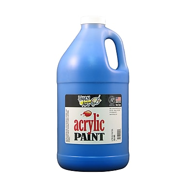Handy Art 103-065 Acrylic Paint, 32oz, Ultramarine Blue