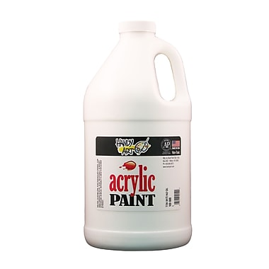 Handy Art 103-005 Acrylic Paint, 32oz, White