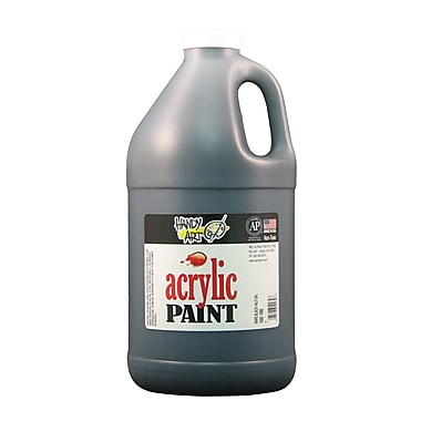 Handy Art 103-100 Acrylic Paint, 32oz, Black