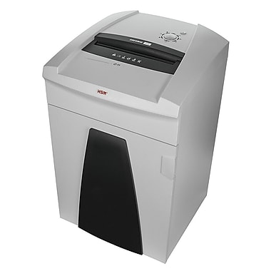HSM Securio P36 HS L6 Optical Media Shredder, 38.3-Gallon Capacity