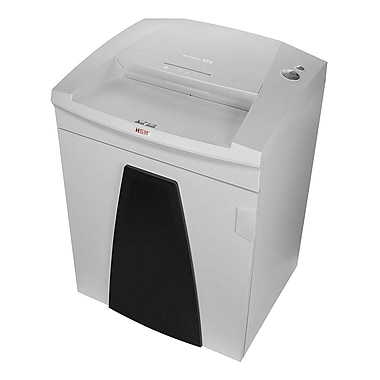 "HSM Securio B35 1/4"" Strip-Cut Shredder, 42 Sheet Capacity"