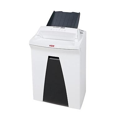HSM Securio AF150C Cross-cut Shredder with Automatic Paper Feed, 150 auto/19 manual Capacity