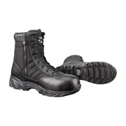 "Original S.W.A.T. CSA Classic 9"" Side Zip 400 Safety Men's Black Boots, Regular Width"