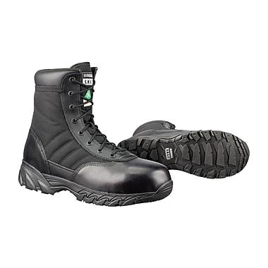 Original S.W.A.T - Bottes de sécurité CSA classique 9 po noires, taille 10, pour hommes, large