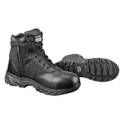 "Original S.W.A.T CSA Classic 6"" Waterproof Side Zip Safety Men's Black Boots, Regular Width"