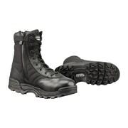 Original S.W.A.T ? Bottes noires Classic 9 po av ferm à glissière de côté, pour hommes, largeur standard