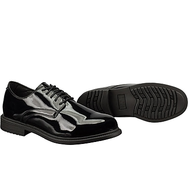 Original S.W.A.T Dress Oxford Men's Black Shoe, Regular Width