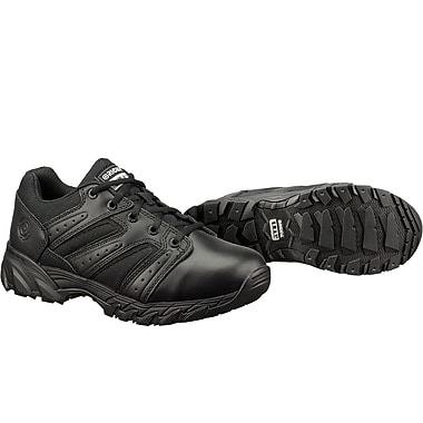 Original S.W.A.T Chase Low Men's Black Shoes, Regular Width