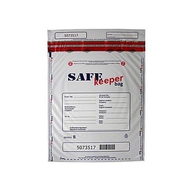 Safe Keeperbag Deposit Bags, 12