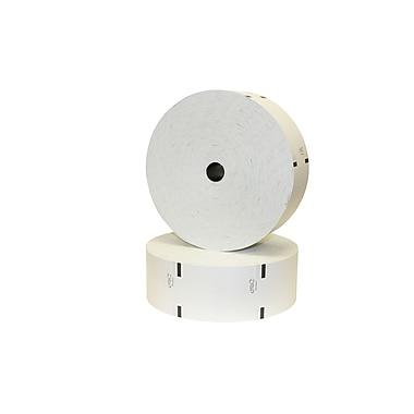 Diebold Opteva Thermal Receipt Rolls with Sensemarks, 8/Pack