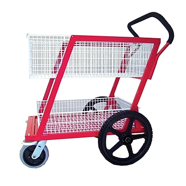 SMS5 Heavy Duty Mail Cart