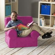 Jaxx Julep Kids Foam Chair; Fuchsia