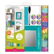 WallPops 5 Piece Locker Decor Kit, Assorted