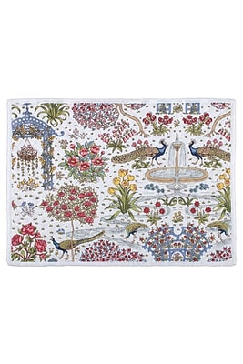KAF Home Paradis Quilted Placemat (Set of 4) WYF078277807430