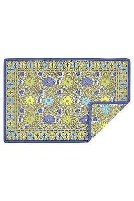KAF Home Jaipur Quilted Placemat (Set of 4) WYF078277807491