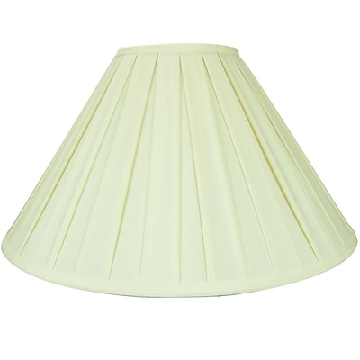 Home Concept 18'' Shantung Empire Lamp Shade