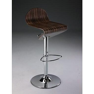 Creative Images International Adjustable Height Swivel Bar Stool