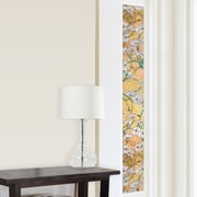 Brewster Home Fashions Window Decor Dogwood Sidelight Window Film