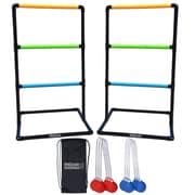 GoSports Standard Ladder Toss 9 Piece Game Set