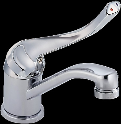 Delta Single Handle Centerset Basin Faucet