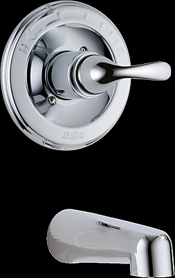 Delta Monitor One Handle Wall Mount Tub Filler Trim