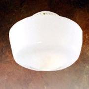 Hunter Fan Original Schoolhouse 10'' Glass Fan Bowl Shade