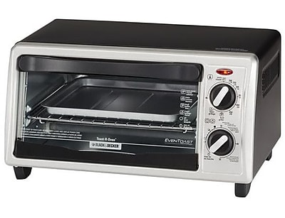 Black + Decker Toaster Oven WYF078276148793