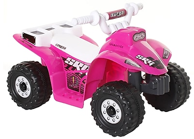 Dynacraft Surge Girls 6V Battery Powered ATV