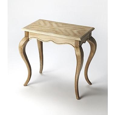 Butler Daffney End Table; Driftwood
