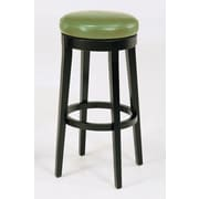 Armen Living 30'' Swivel Bar Stool; Wasabi