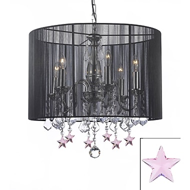 Harrison Lane 6-Light Drum Chandelier