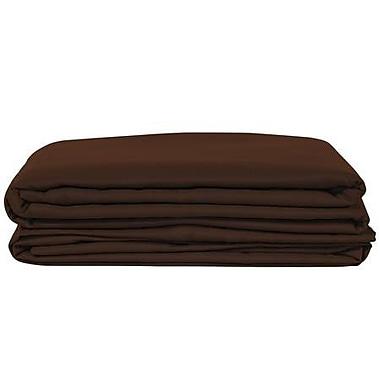 NRG Sheet Set; Chocolate