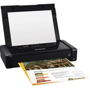 Epson® WorkForce® WF-100 Wireless Single-Function Color Inkjet Mobile Printer