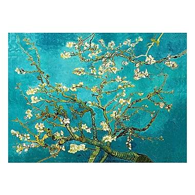 PrestigeArtStudios Almond Blossoms Painting Print