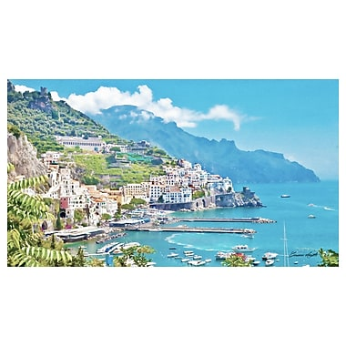 PrestigeArtStudios Amalfi Coast Photographic Print