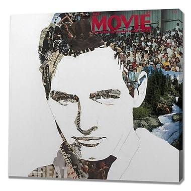 PrestigeArtStudios Paul Graphic Art on Wrapped Canvas