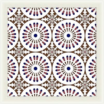 PrestigeArtStudios Turkish Spice Framed Graphic Art