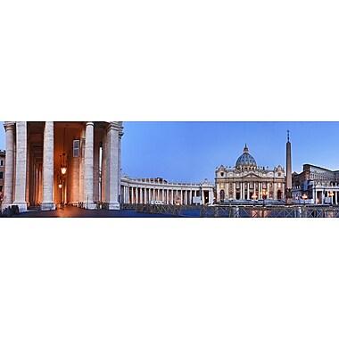 PrestigeArtStudios Rome Panorama Photographic Print