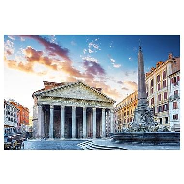 PrestigeArtStudios The Pantheon - Rome Photographic Print