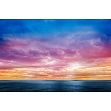 PrestigeArtStudios Sea and Sky by Darren Welsh Photographic Print