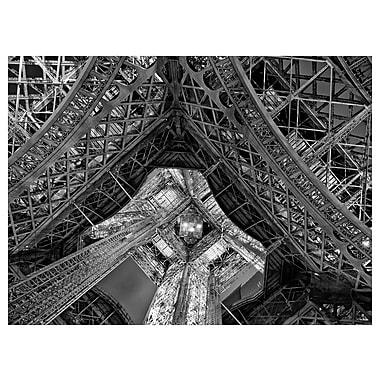 PrestigeArtStudios Eiffel's Heart Photographic Print