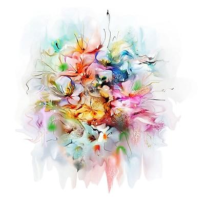 PrestigeArtStudios Bouquet Painting Print
