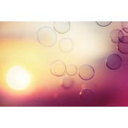 PrestigeArtStudios Bubbles Photographic Print