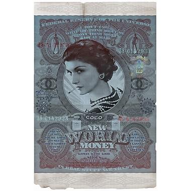 PrestigeArtStudios New World Money Coco Graphic Art