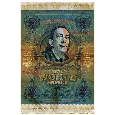 PrestigeArtStudios New World Money Dali Graphic Art