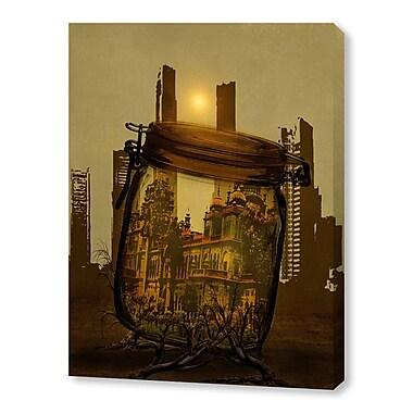 PrestigeArtStudios The Last Vintage City Graphic Art