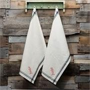 Glory Haus I Initial Tea Towel