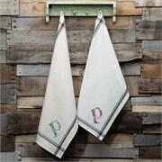 Glory Haus P Initial Tea Towel