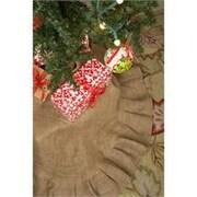 Glory Haus Burlap Tree Skirt