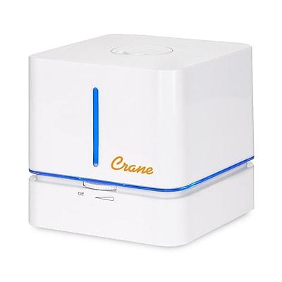 Crane Cube Ultrasonic Cool Mist Humidifier (EE-5400)